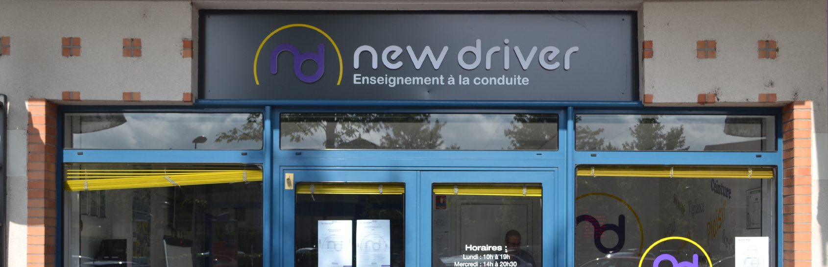 Auto-école à Lieusaint - New Driver