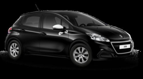 Peugeot 208 black boite auto